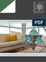Zakay Glass Creations Geometrica Catalogue
