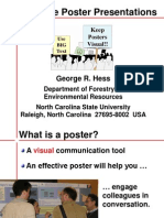 Effective Posters Web Version