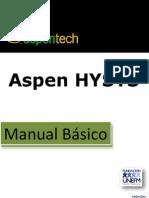 61992545 Manual Basico Aspen HYSYS