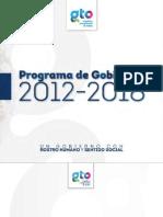 Programa de Gobierno Guanajuato