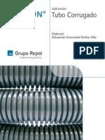 Catalogo Aplicacion Tubo Corrugado