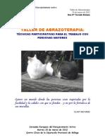 Taller de Abrazoterapia