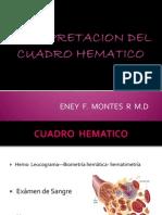Interpretacion Del Cuadro-Hematico.ppt