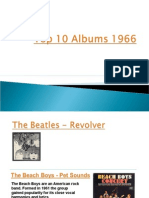 Top 10 Albums 1966- Baby Boomer Music Sixties