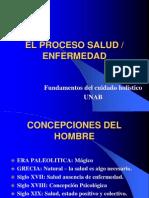 1. ENFERMERÍA Y EL PROCESO SALUD Y ENFERMEDAD