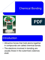 Chapter7 (Chemical Bonding)