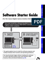 Canon Software Guide En