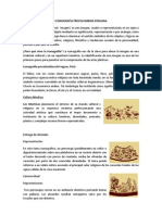 ICONOGRAFÍA PRECOLOMBINA PERUANA