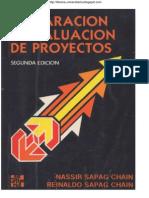 Preparación y Evaluación de Proyectos - 2da Edición