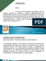 Hidrografia Sup..u 1 2013 1.
