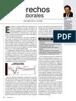 Derechos laborales en america latina ACTUALIZATE ECOLATINA DERECHOS LABORALES NOVIEMBRE 2012
