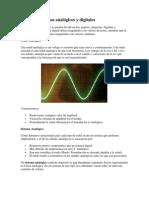 Señales y sistemas analógicos y digitales