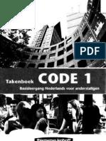 Code Nederlands Code 1 Takenboek - Student Book 2004