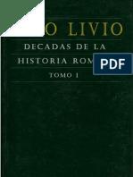 Tito Livio - Dacadas - Tomo 1
