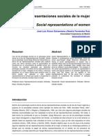 Representaciones Sociales de La Mujer