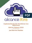 Implementacion Servidores Linux
