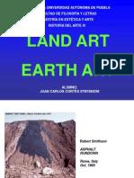 JC Cortés Stefanoni - Land Art - Earth Art