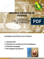 Sistemas eléctricos de potencia2