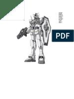 Gundam 00 Mecha.docx