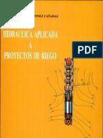 Hidraulica Aplicada a Proyectos de Riego 258 Pag