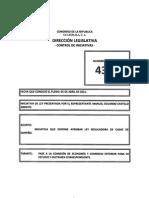 CRG - Iniciativa ley reguladora de las casas de empeño en Guatemala - febrero 2011