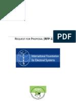 Kenya Election Results Transmission System (RTS) RFP-13-050 RTS