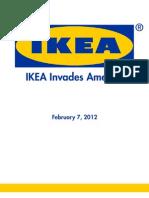 IKEA Invades America