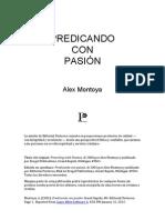 Predicando con pasión - Montoya
