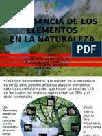 Abundancia de los elementos en la naturaleza.pptx
