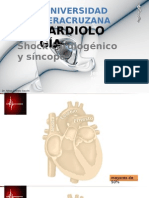 Shock cardiogenico y sincope.pptx