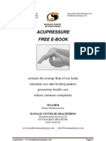 Acupressure eBook