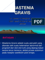 Copy of Miastenia Gravis
