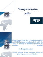 Transportul aerian 3333