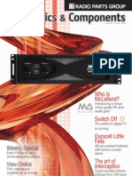 Issue 49 Radio Parts Group Newsletter - January 2009