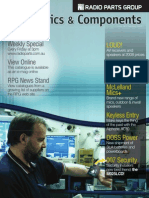 Issue 50 Radio Parts Group Newsletter - February 2009