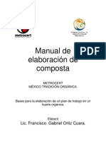 Manual de Elaboracion de Composta