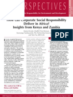 Beyond CSR in Africa