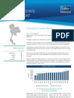 Thailand Industrial Estate Market Report Q4-2012