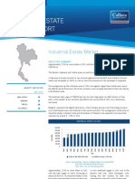 Thailand Industrial Estate Market Report Q4-2012
