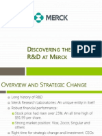 Merck Pharma Case study