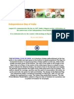 Independence Day of India.docx