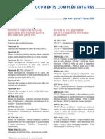 Normes, DTU & fascicules du CCTG applicables aux marchés publics - CT-B51.33-33 - CIM BETON