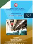 Train Lighting Book