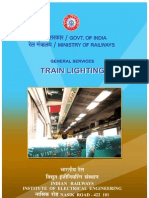 Train Lighting Book