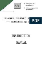 User Manual PVM Controller