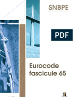 Eurocode Et Fascicule 65 - SNBEP 2010