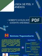 Semiologia Piel y Anexos Clase Dr Aviles