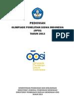 Pedoman+OPSI+2013