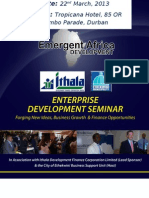 d3 Africa Electronic Invite -Dbn Chamber2