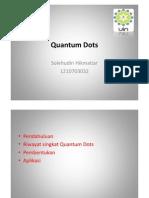 Presentasiku ^Quantum Dotspdf